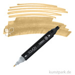 TOUCH Twin Marker Einzelfarbe | BR104 - Brown Grey
