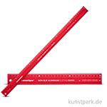 transotype Schneidelineal - rutschfest 60 cm