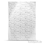Transparentpapier Silber, DIN A4, 115 g