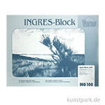 Vang INGRES Pastellblock weiss, 20 Blatt, 100g