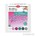 Viva Decor Blob Paint Set - Pusteblume