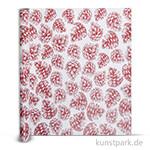 Vivi Gade Geschenkpapier - Zapfen, Breite 50 cm