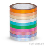 Washi-Tape Hotfoil - 10er Set