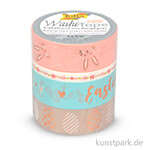Washi-Tape Hotfoil - FRÜHLING II, 4er Set