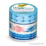 Washi-Tape - Maritim, 4er Set