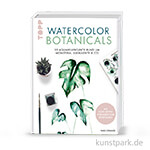 Watercolor Botanicals, TOPP