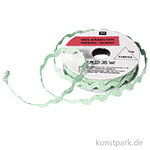 Wellen Band - Mint & Gold, 2 m
