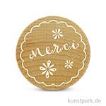 Woodies Stempel - Merci 2