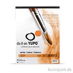 YUPO Aquarellpapier, 10 Blatt, 200g 22x30 cm