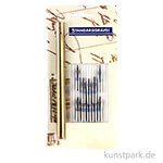 Zierschriftenfeder-Profi-Set mit Federhalter & 10 Zierschriftenfedern