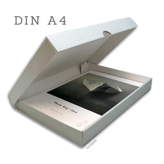 Hahnemuhle Archiv Portfolio Box E Welle Ca 1 6mm Fur Din A4 25