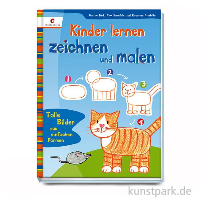 Kinder Lernen Zeichnen Und Malen Christopherus Verlag