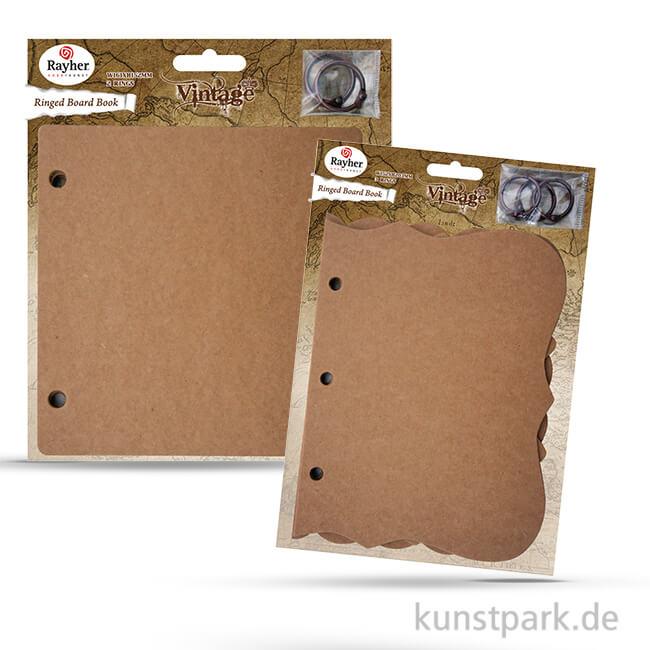 Scrapbooking Ringbuch Zum Selber Gestalten