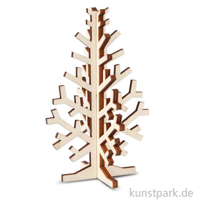 Weihnachtsbaum Aus Holz Zum Zusammenstecken