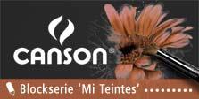 Canson Mi-Teintes Pastellpapier