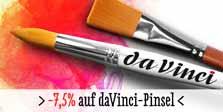 Da Vinci Pinsel im Angebot